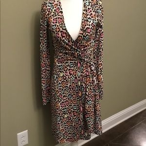 Dress - BCBG Wrap Dress